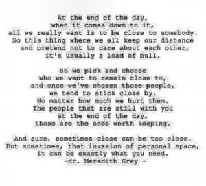 Greys Anatomy Quotes Grey's anatomy quotes