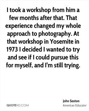 john-sexton-john-sexton-i-took-a-workshop-from-him-a-few-months-after ...