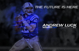 Andrew Luck Wallpaper...
