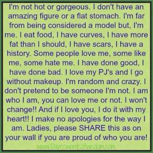 am a good person regardless!