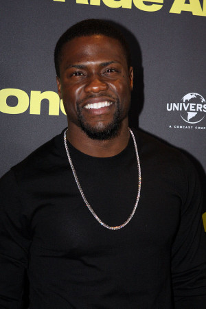 Kevin Hart's starsign is Gemini and he is now 35 years of age.