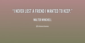 Lost Friendship Quotes