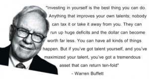 Enjoy the best Warren Buffett Quotes . Quotes by Warren Buffett , the ...