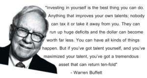 Enjoy the best Warren Buffett Quotes . Quotes by Warren Buffett , the ...