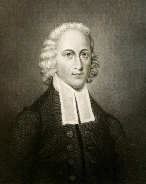 Jonathan Edwards Dismissed as Minister of Congregational Church in ...