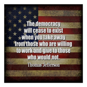 jefferson_quote_the_democracy_will_cease_poster ...