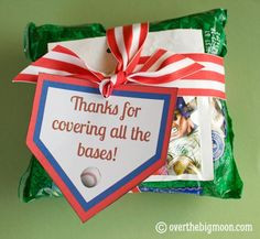 Coach Appreciation Printable - This is an adorable printable that you ...