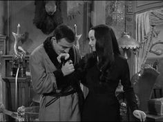 Carolyn Jones Morticia Addams Quote