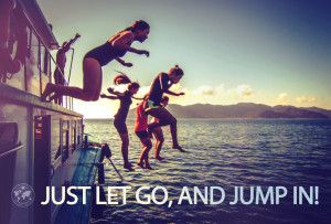 Jump In – Quote