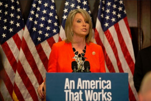 Congresswoman Urges GOP To Bring Policy Discussion 'Down To A Woman ...