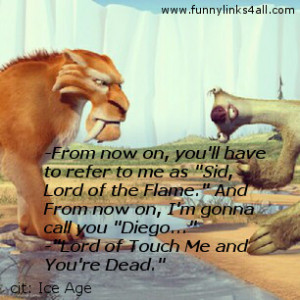Related Pictures funny ice age quotes 4596393443853891 jpg