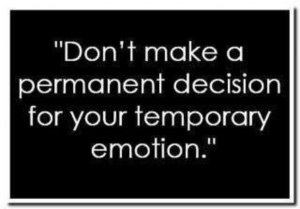 decisions, making decision, emotional intelligence, quotes, statement