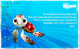 Finding Nemo Dory Quotes...