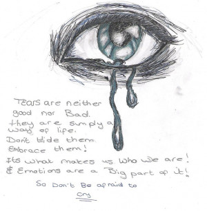 Sad Crying Eyes With Quotes Pretty crying eyes tumblr.