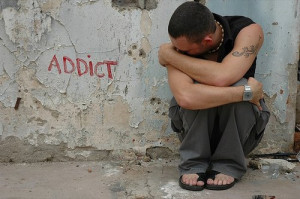 those that most of us call drug addicts are stuck using drugs not only ...