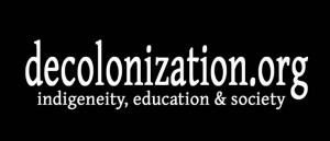 Aambe! Maajaadaa! (What #IdleNoMore Means to Me) « Decolonization