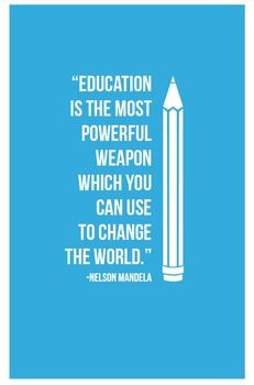quote posters nelson mandela quotes quot poster