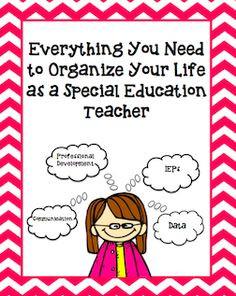 ... Teacher - Special Education Teacher - Self-Contained Classroom Teacher