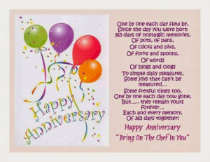 Happy Anniversary Quotes Pictures