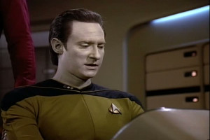 Lt. Commander Data Quotes and Sound Clips
