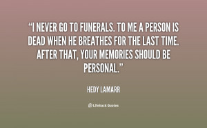 Poems And Quotes For Funerals