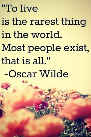 20 Oscar Wilde Quotes on Life, Love and Other Things