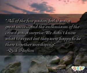 Pastors Quotes