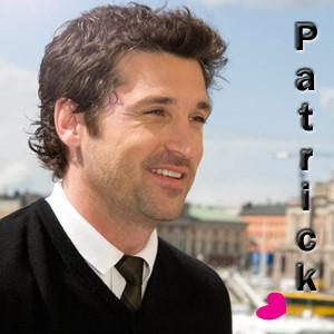 Patrick Dempsey quotes....