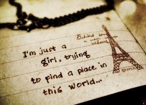 Paris Girl Tumblr