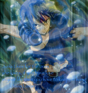 Juvia - Quote by kimmie2598