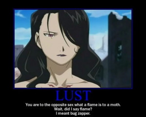 Go Back > Gallery For > Fullmetal Alchemist Greed Quotes