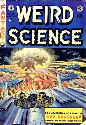 Weird Science Reply Tee