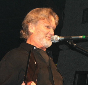 Kris Kristofferson and Family