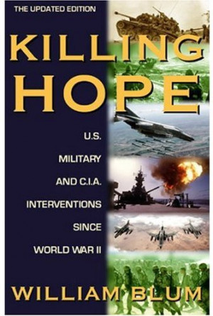 Wikipedia info: Killing Hope . Quote: