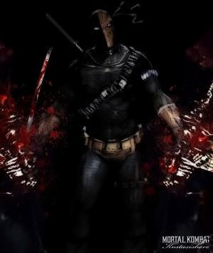 Mortal Kombat Sub Fatality