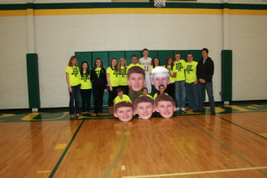 is the only Senior on the Boys Basketball team. I wanted Senior night ...