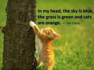 Cat Quotes Jim Davis