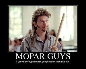 Joe Dirt Mullet Quote Fun of a mullet-sporting