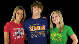 Create Your Own Class Slogan T-Shirts