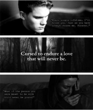 Fallen Series by Lauren Kate