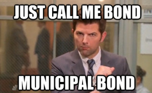 ... Five Best Lines From Last Night's Parks And Recreation , In Pictures