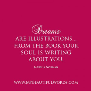 ... Marsha Norman www.MyBeautifulWords.com Encouraging Courage