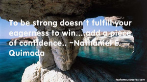 Eagerness To Win Quotes