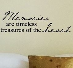 ... sayings home decor quote sticker 10 tall x 34 wide. $11.99, via Etsy