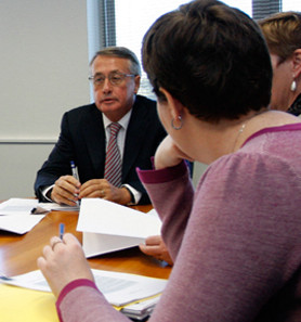 Wayne swan putting the 2012 budget together