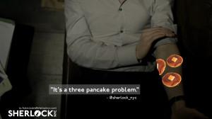 replacesherlockquoteswithpancake photo manips by sherlocknyc 1 of 9 ...
