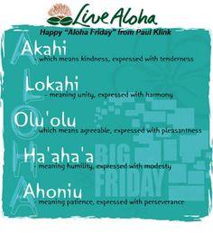 aloha more aloha aloha living aloha hawaiian bliss aloha spirit aloha ...