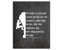 Motivational wall decor - inspirati onal quote print - college dorm ...