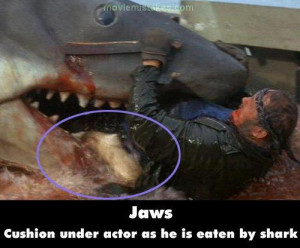 Jaws (1975)If ever I get eaten by a shark, I'll make sure there is a ...