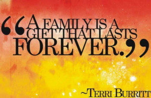 Back gt Quotes For gt Family Strength Quote
